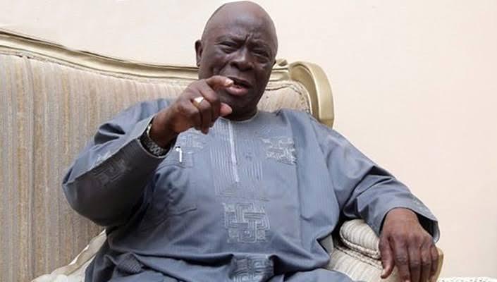 AFENIFERE: Oduyoye Expresses Confidence in Adebanjo's Leadership - Penangle    News Portal in Nigeria